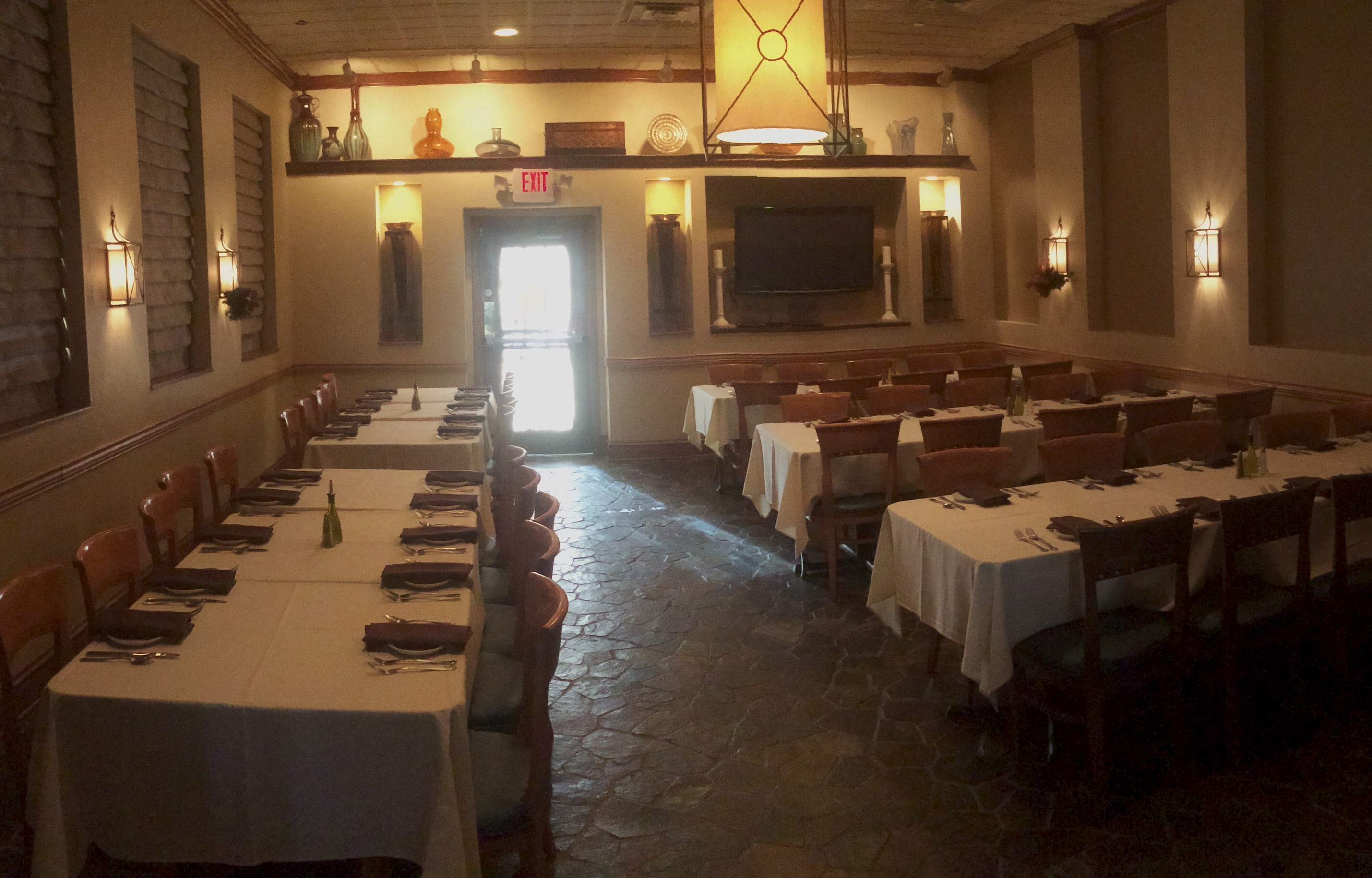 Photo #3 Rigas Room at Basils Greek Dining