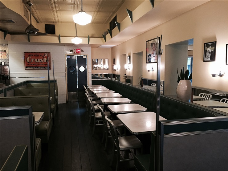 Full Venue Buyout event space at EJ's Luncheonette in New York City, NYC, NY/NJ Area