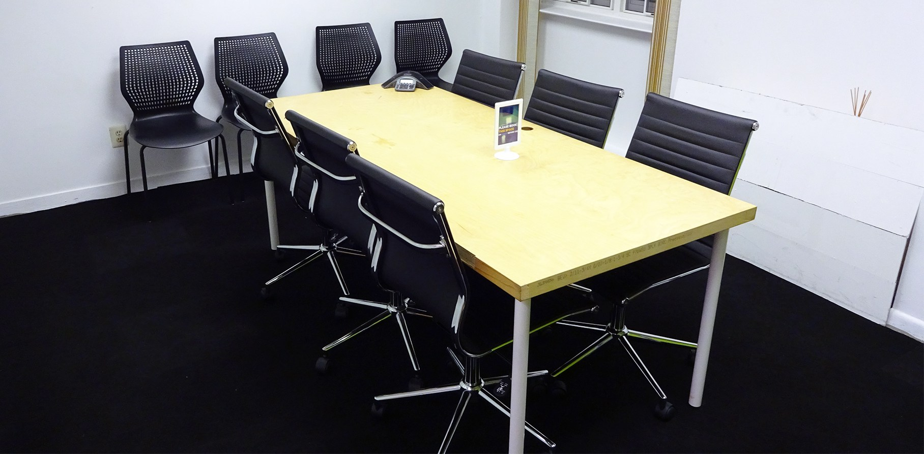 Photo #2 Green Conference Room at I/O Spaces