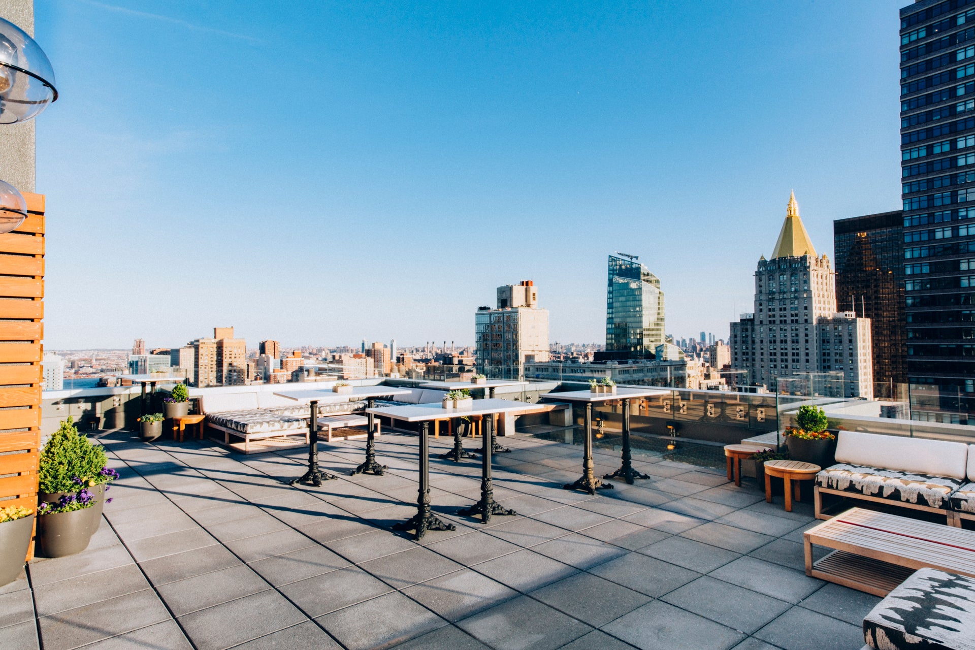 Photo #5 Rooftop at The NoMad Hotel