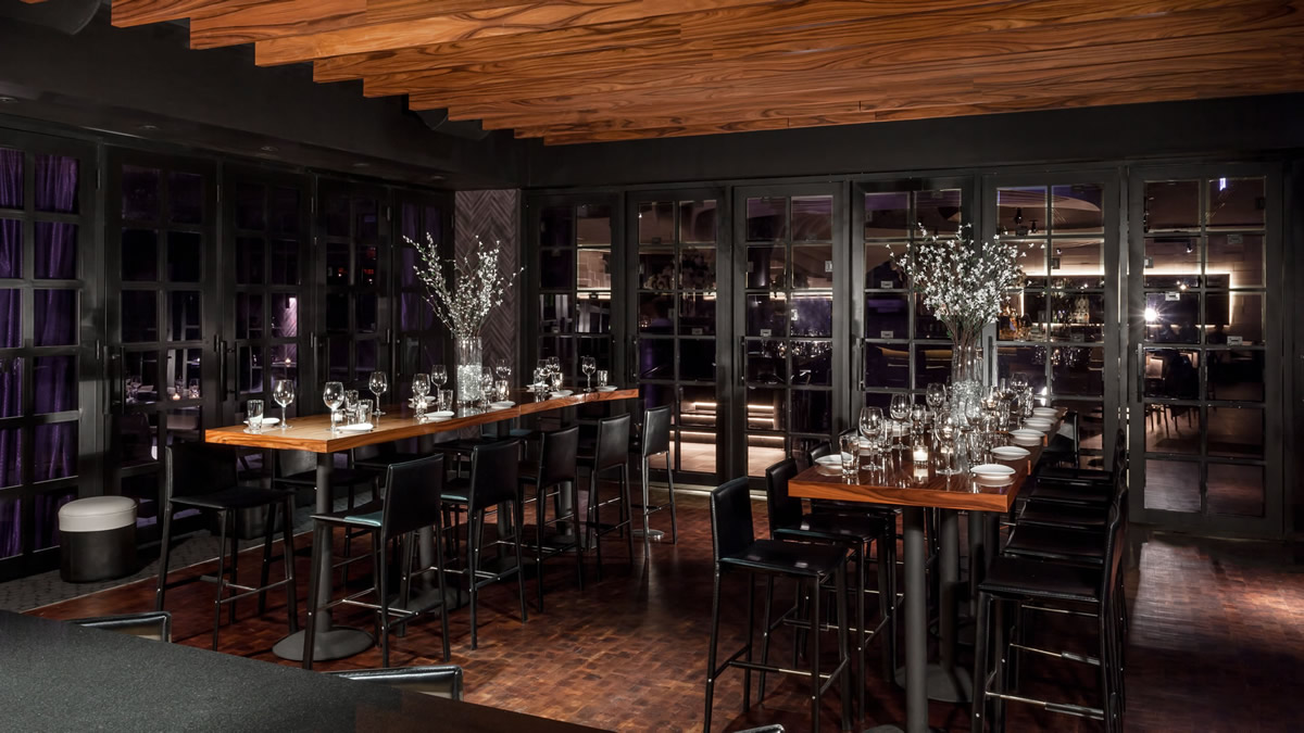 Photo #3 Large Private Dining Suite at STK - Chicago