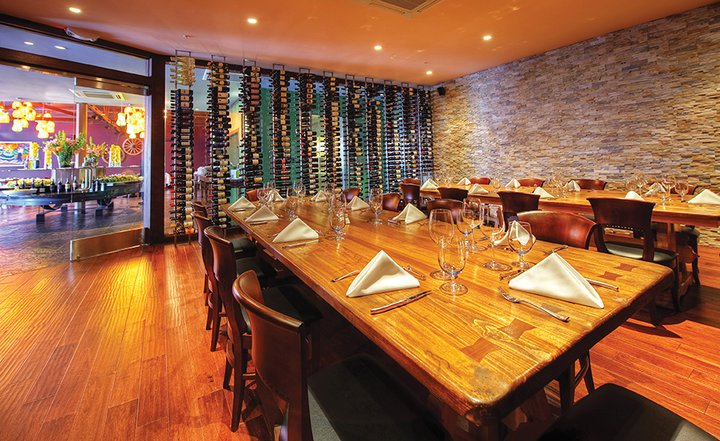 Photo #2 Private Dining Space at Espetus Churrascaria San Francisco