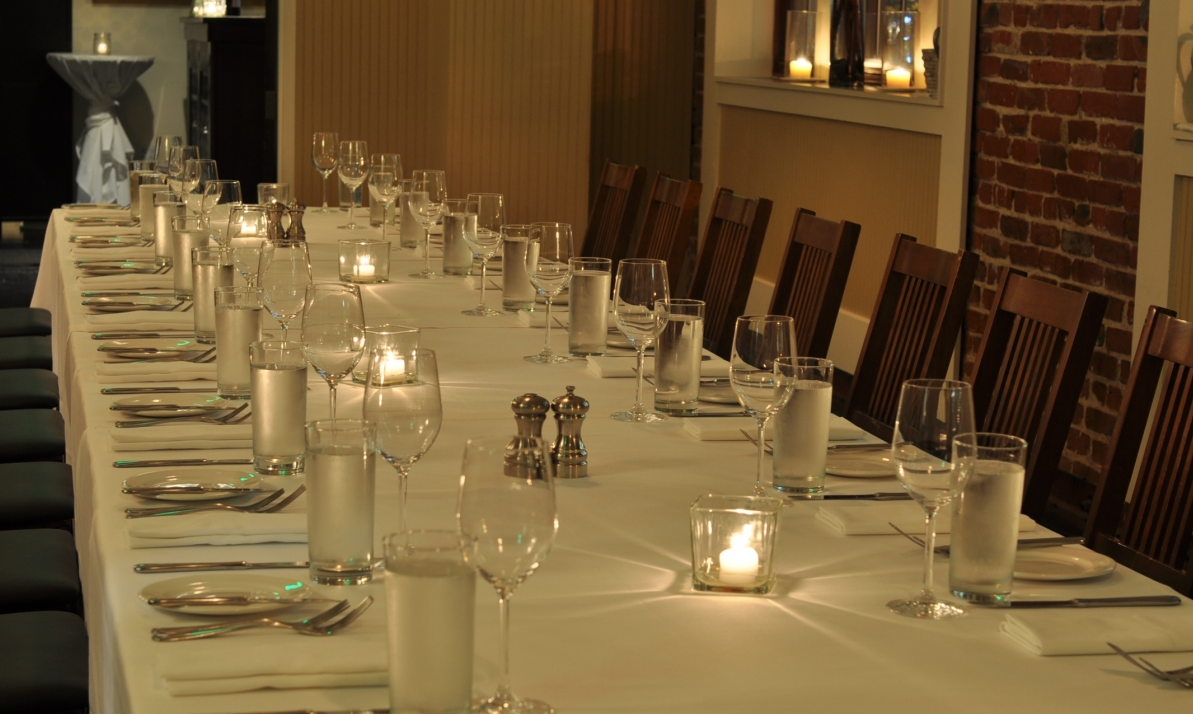 Photo #2 Private Dining Room at Town Hall