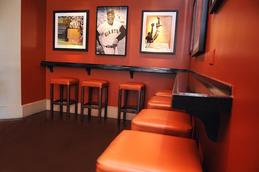 Photo #7 Willie Mays Corner at MoMo's San Francisco