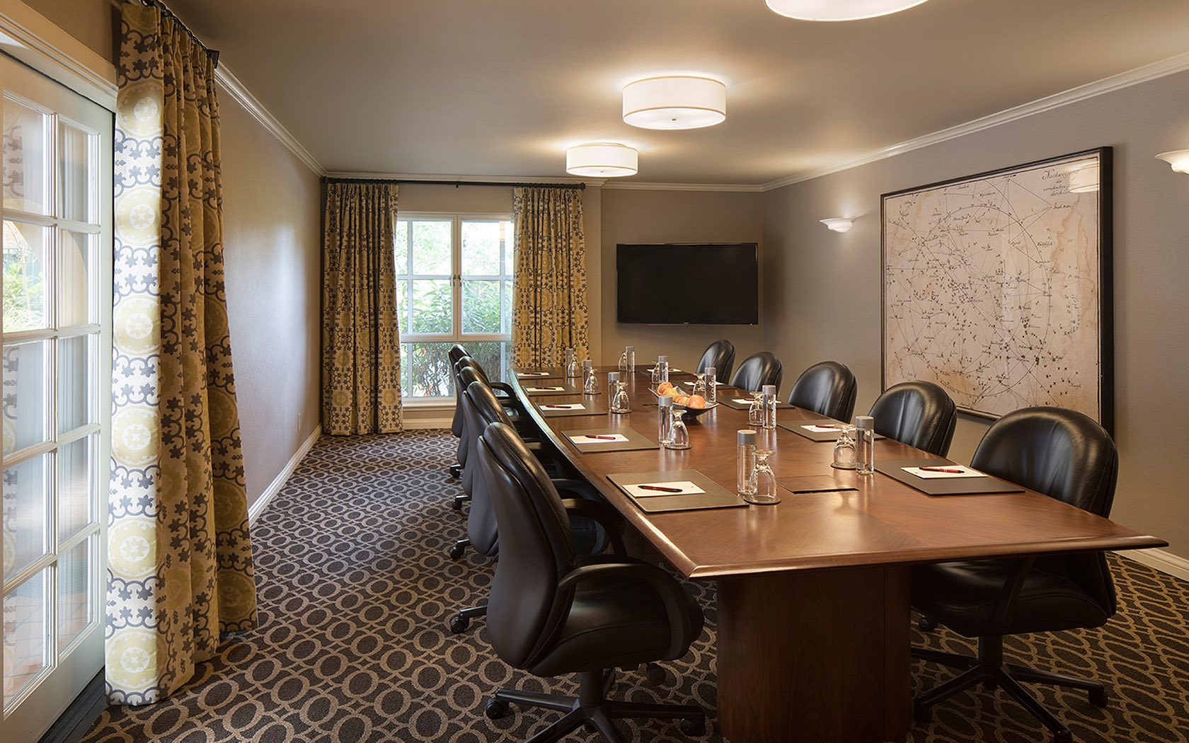 Photo #3 Executive Board Room at Lafayette Park Hotel & Spa