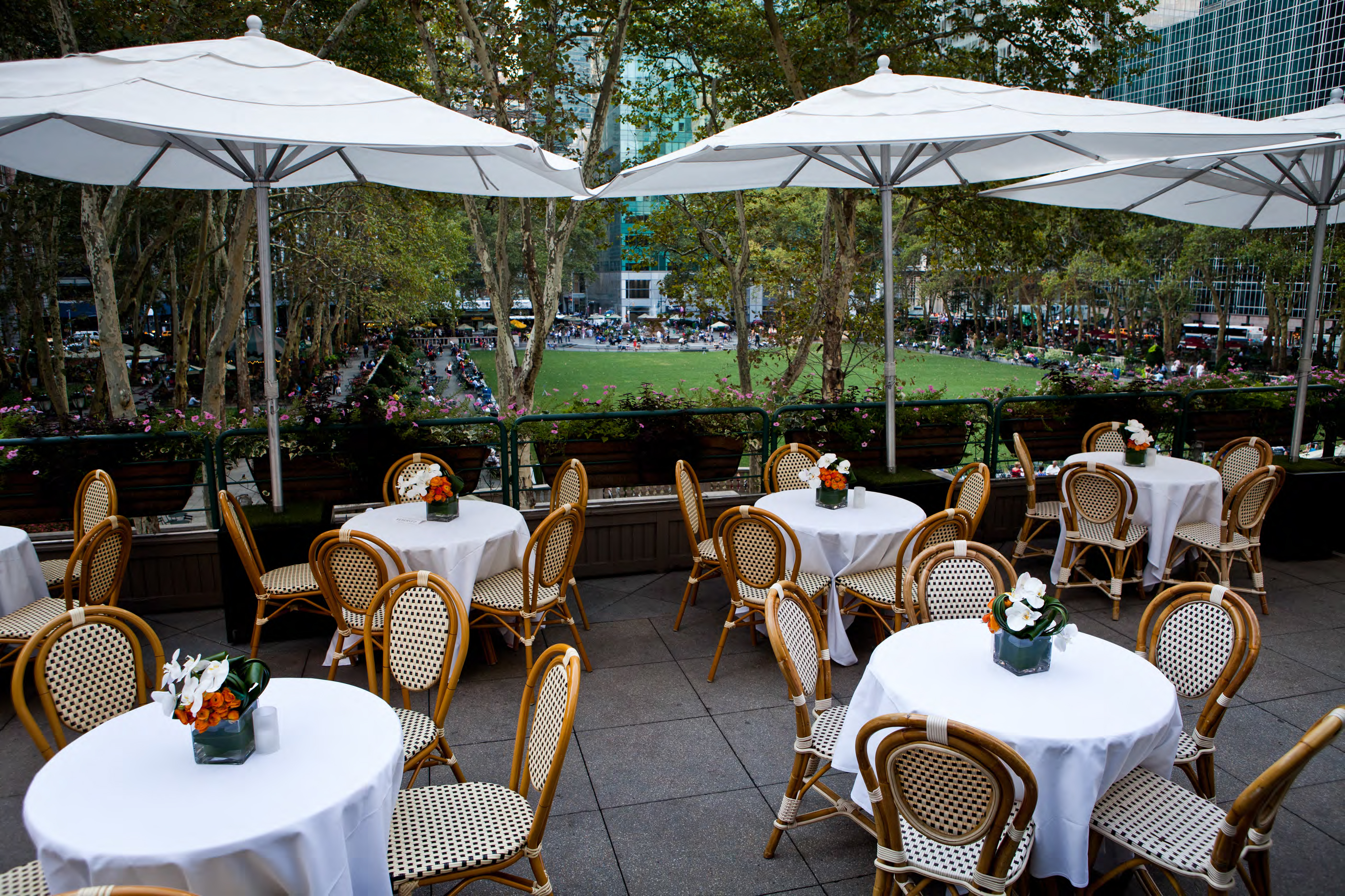 Photo #3 Rooftop Terrace at Bryant Park Grille