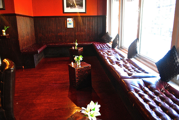 Photo #5 Upstairs Private Bar & Lounge at Mad River Bar and Grille