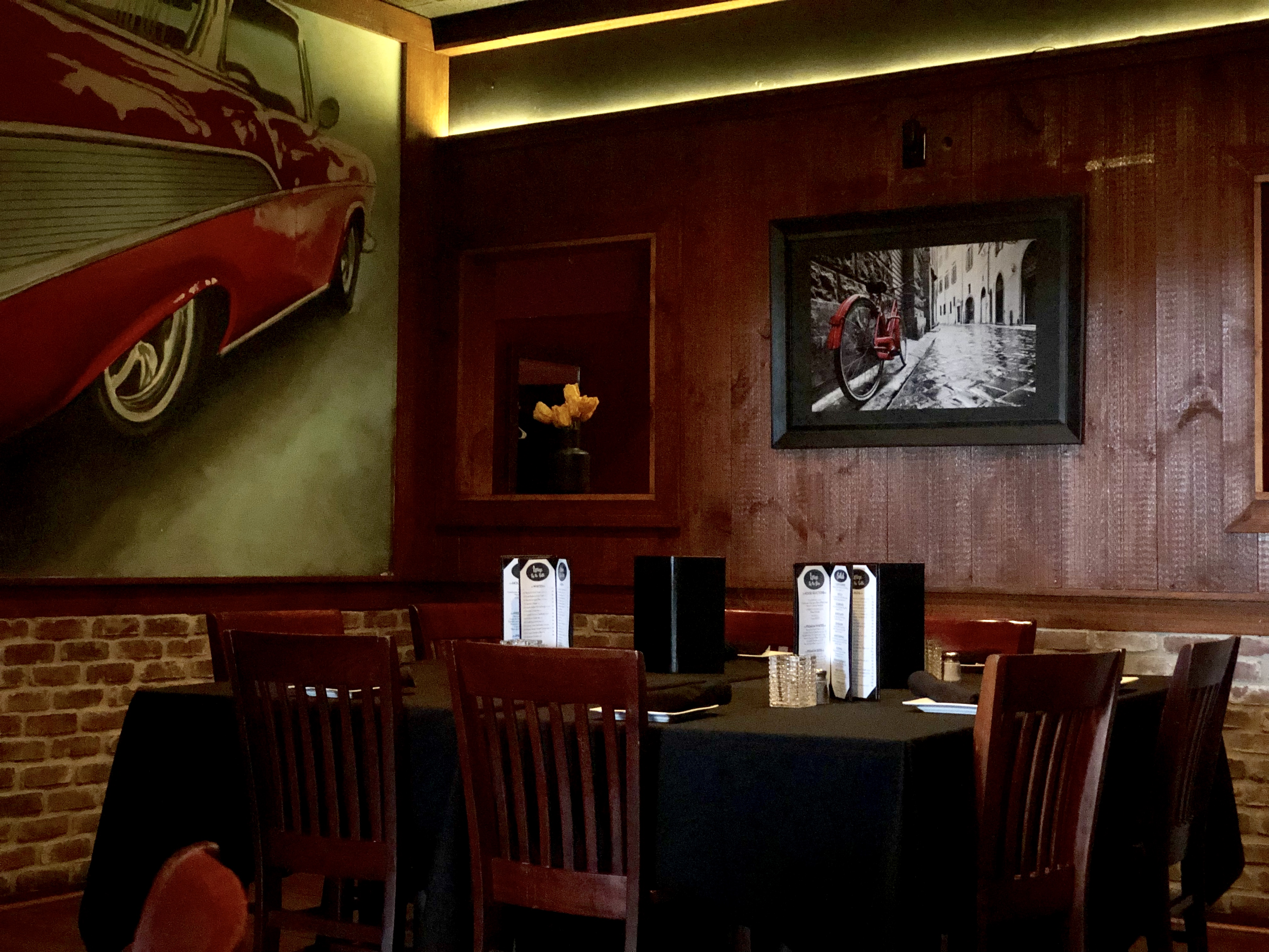 Photo #10 Chevy Room at TJ's Italian Restaurant