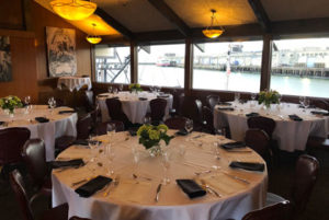 Photo #3 Bay-Marin Room at Scoma's Restaurant