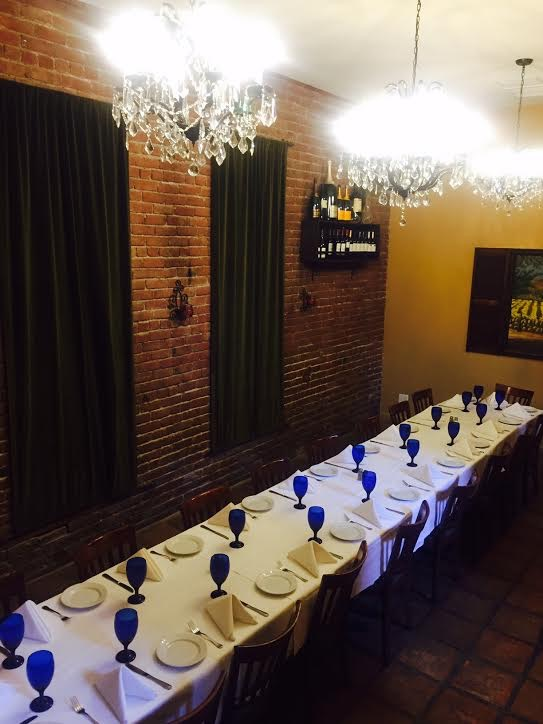 Photo #9 Private Dining Room and Craft Bar at 71 Saint Peter Restaurant