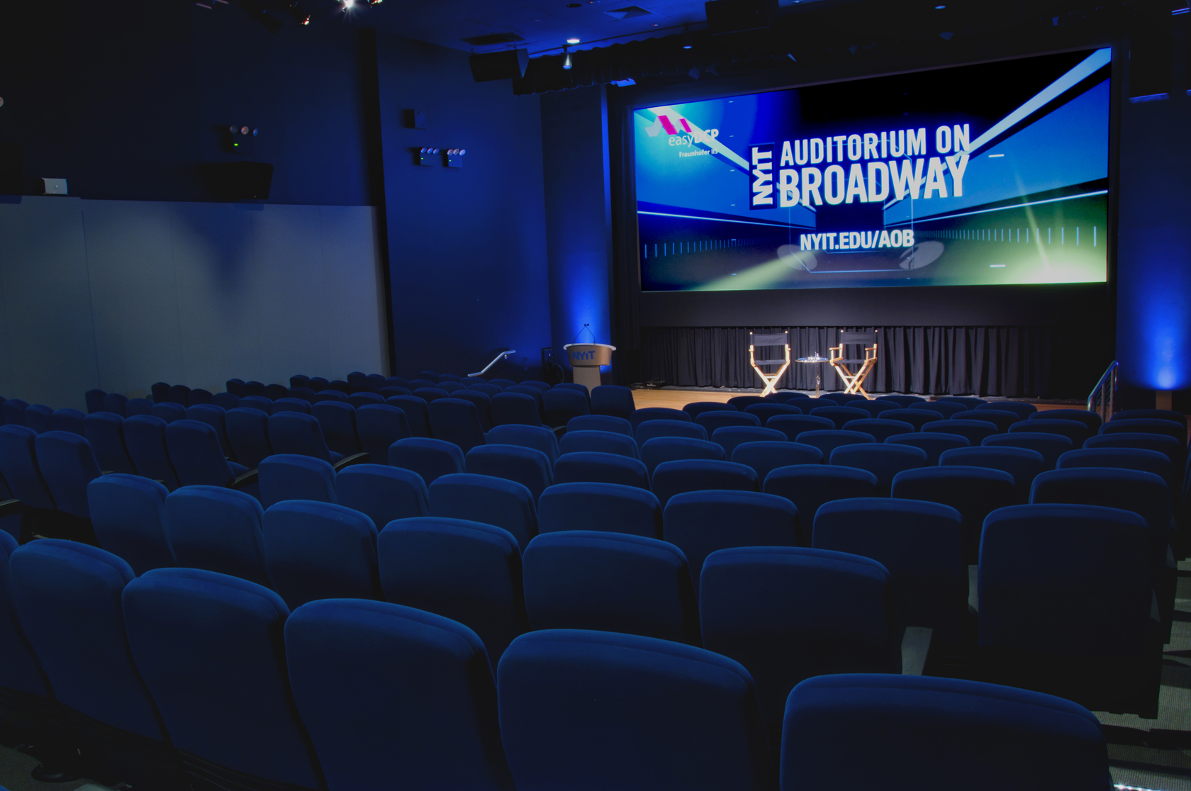 Photo #6 Theater at NYIT Auditorium on Broadway