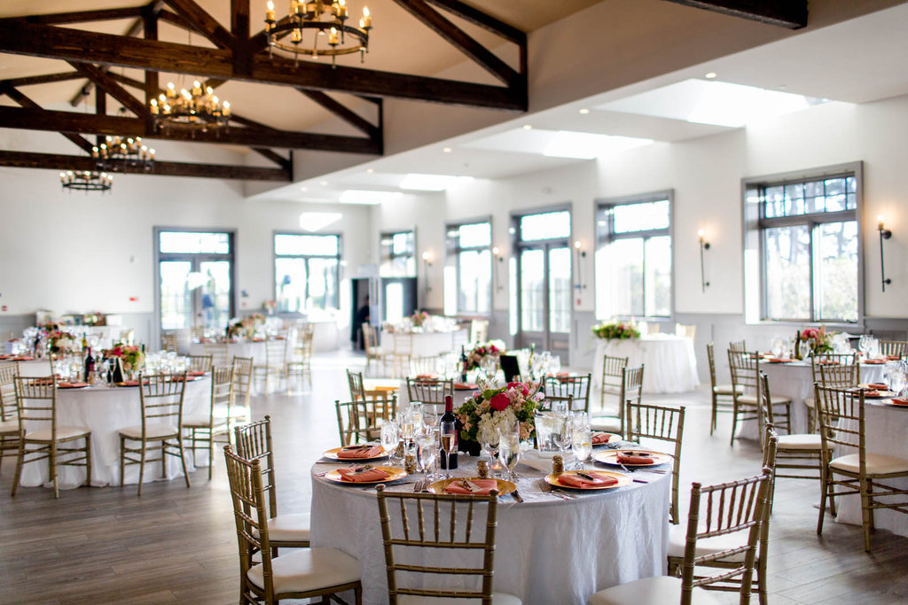 The Gate House event space at Oceano Hotel & Spa in San Francisco, SF Bay Area, San Fran