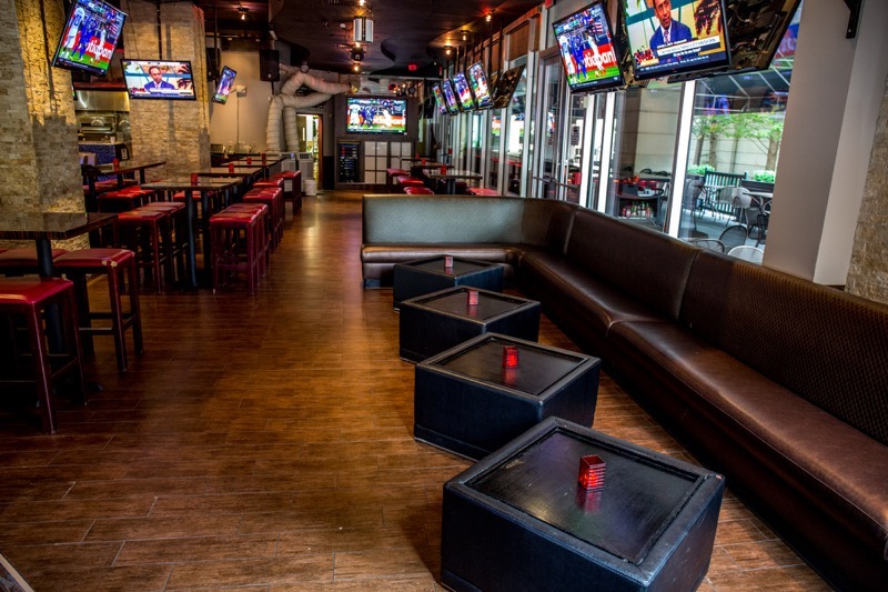 Photo #6 Large Dining Room at A-Town Bar & Grill
