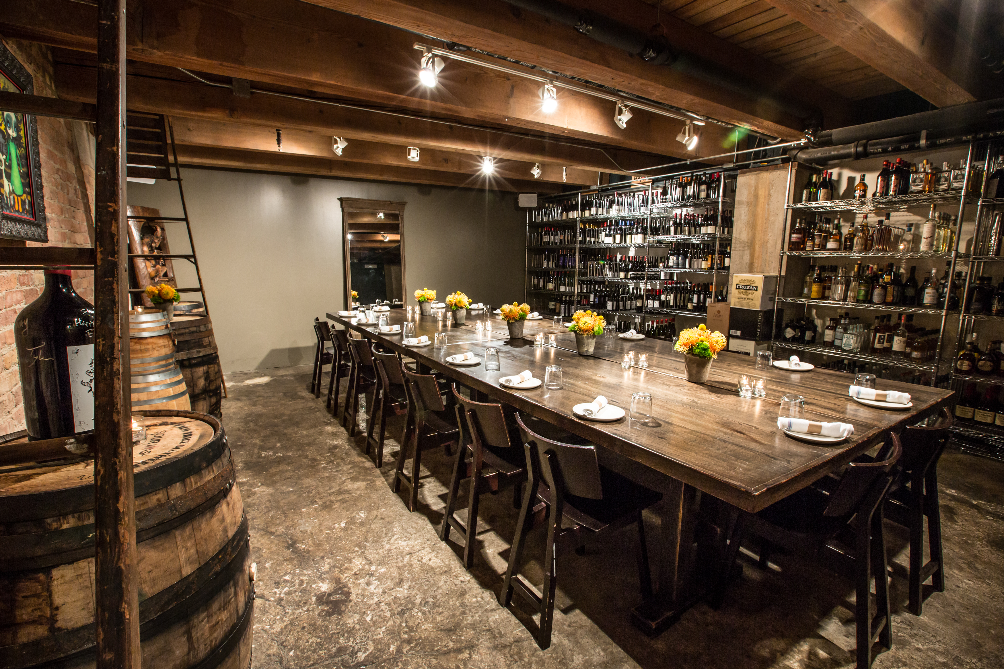 Private Dining Room event space at Girl & The Goat in Chicago, Chicagoland Area