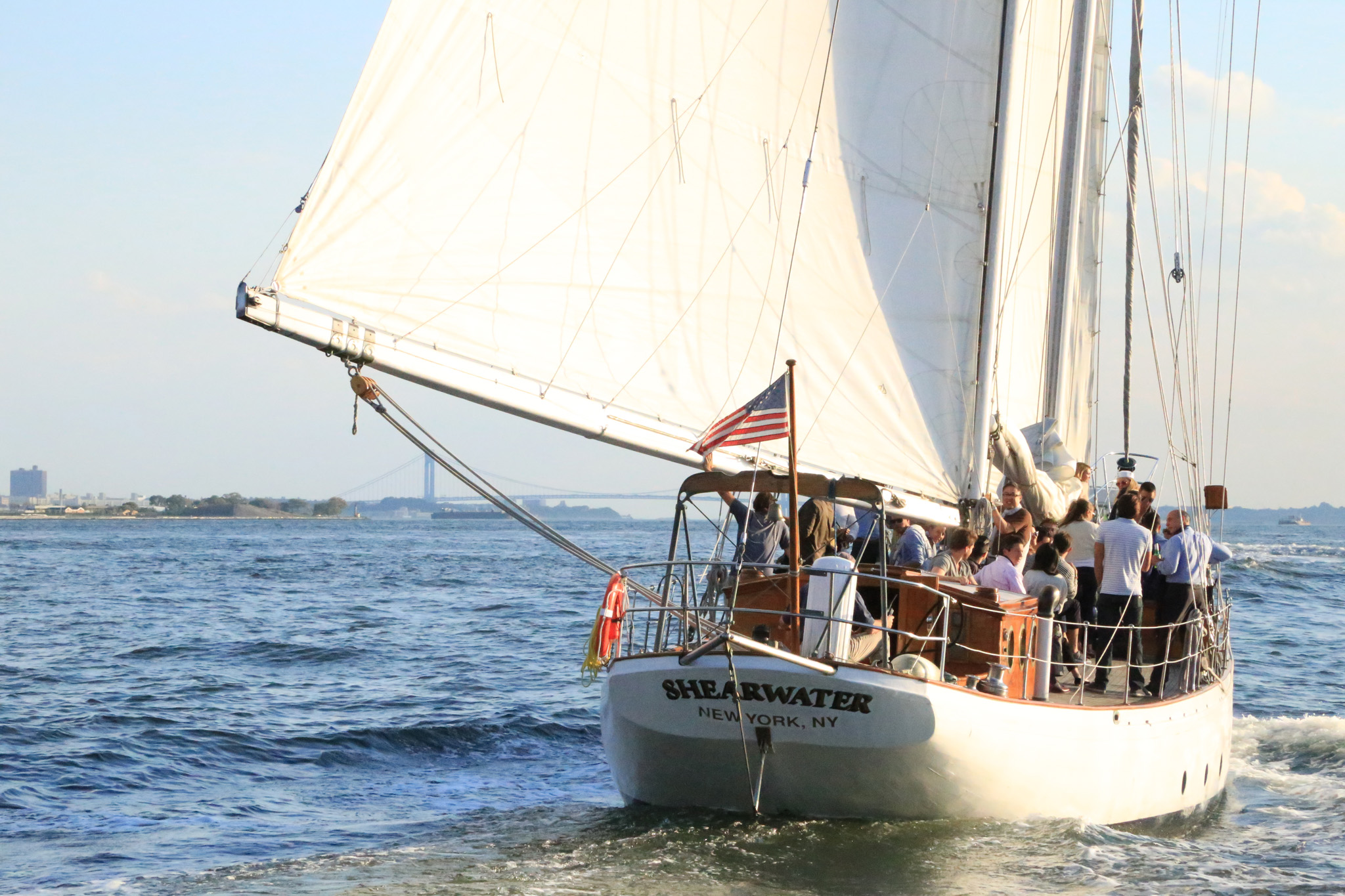 Photo #5 Shearwater Classic Schooner  at Shearwater Classic Schooner (Manhattan By Sail)