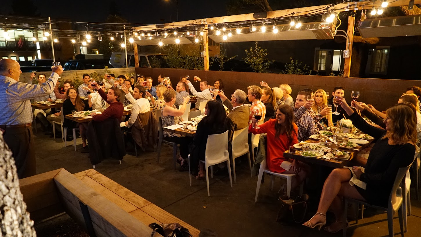 Photo #4 Patio at Pizzeria Delfina - Burlingame - Private Events & Large Party
