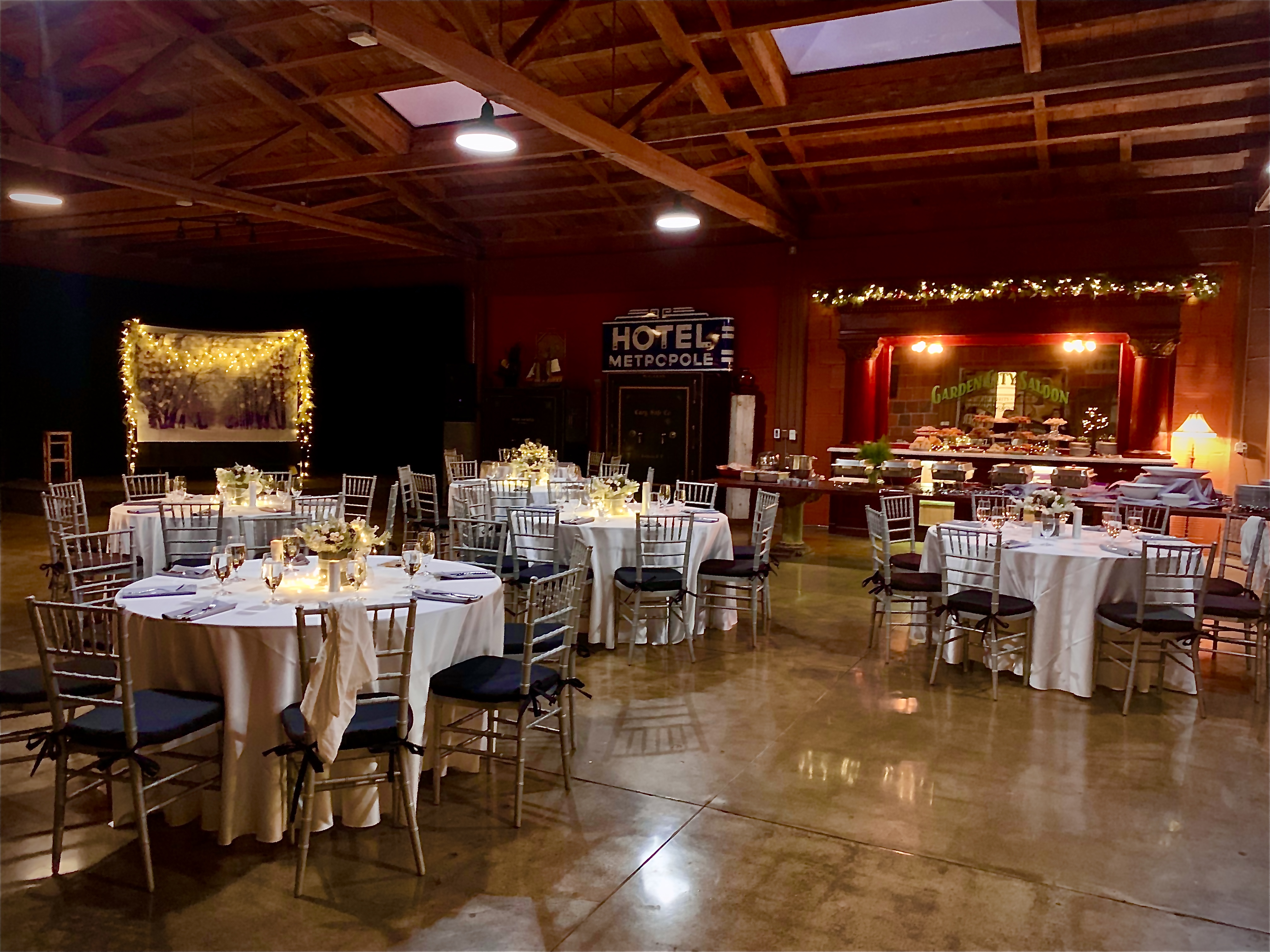 Photo #13 Events Hall  at Camino Brewing Co.