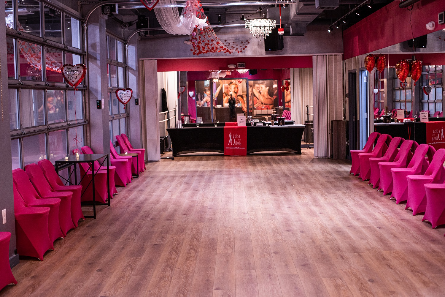 Photo #26 One Room Rental - Semi Private at Salsa With Silvia Ballroom (Bethesda)