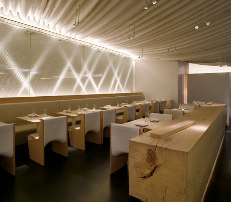 Photo #4 Semi - Private Dining Room at Morimoto NYC
