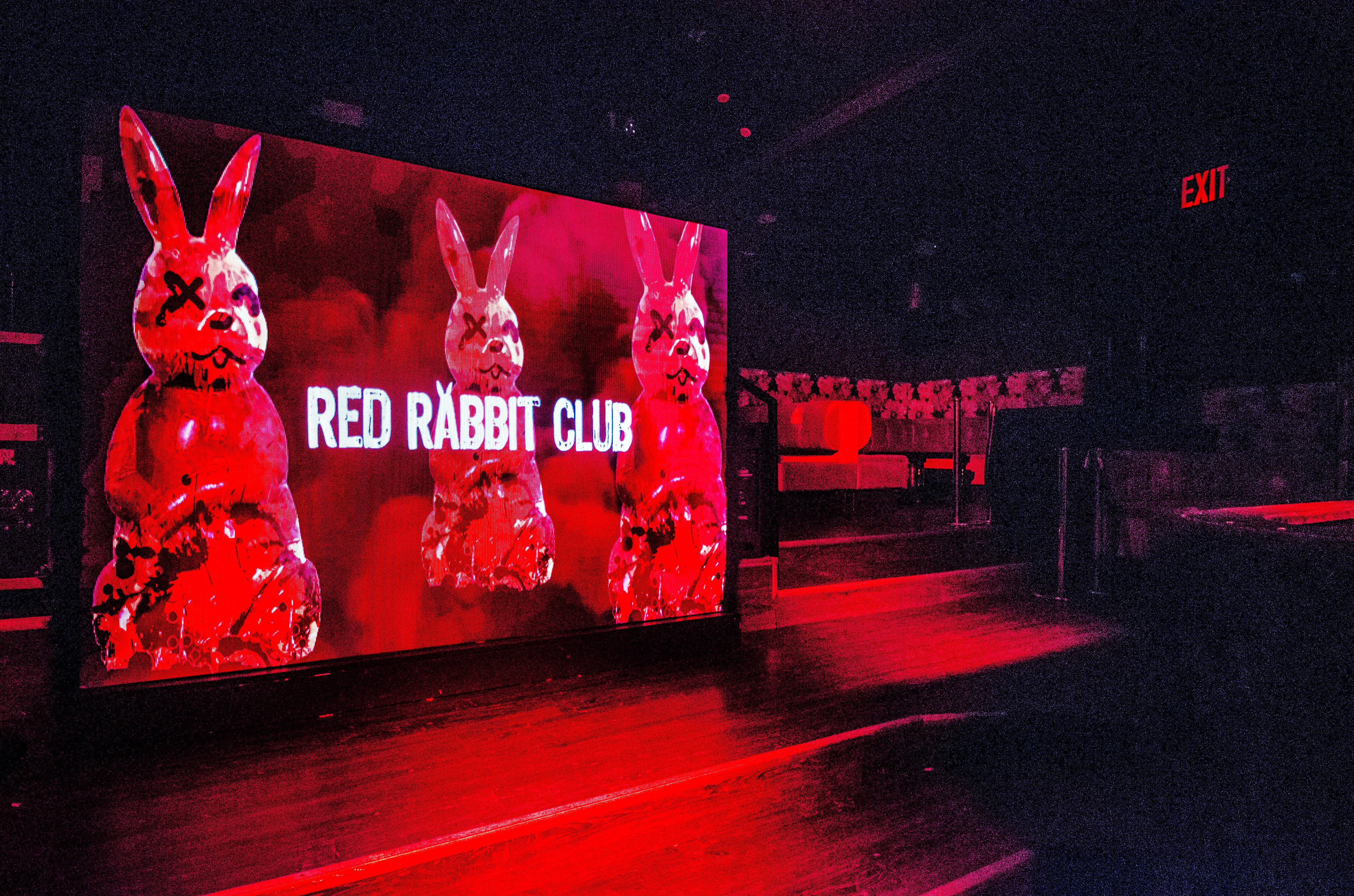 Photo #3 Full Venue at Red Rabbit Club