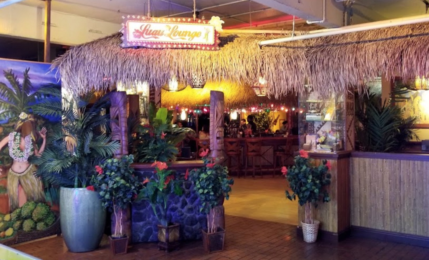 Photo #2 The Luau Lounge at Players Arcade and Sports Grill