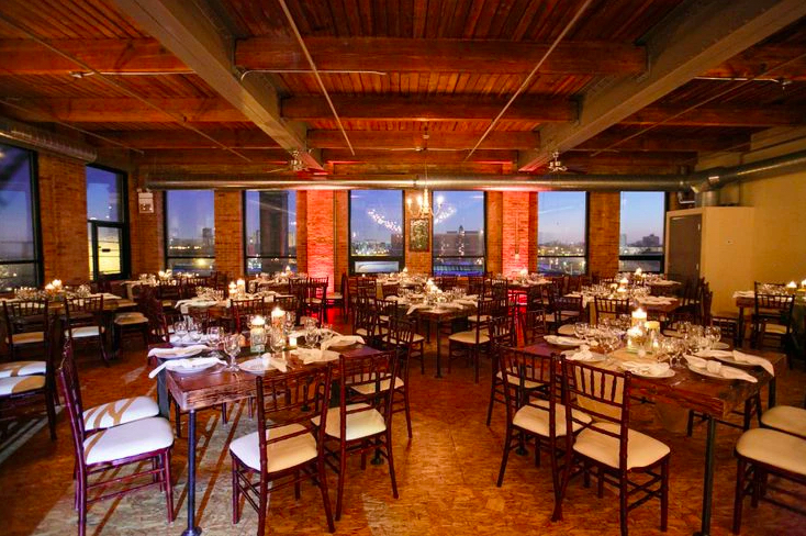 City View Loft event space in Chicago, Chicagoland Area