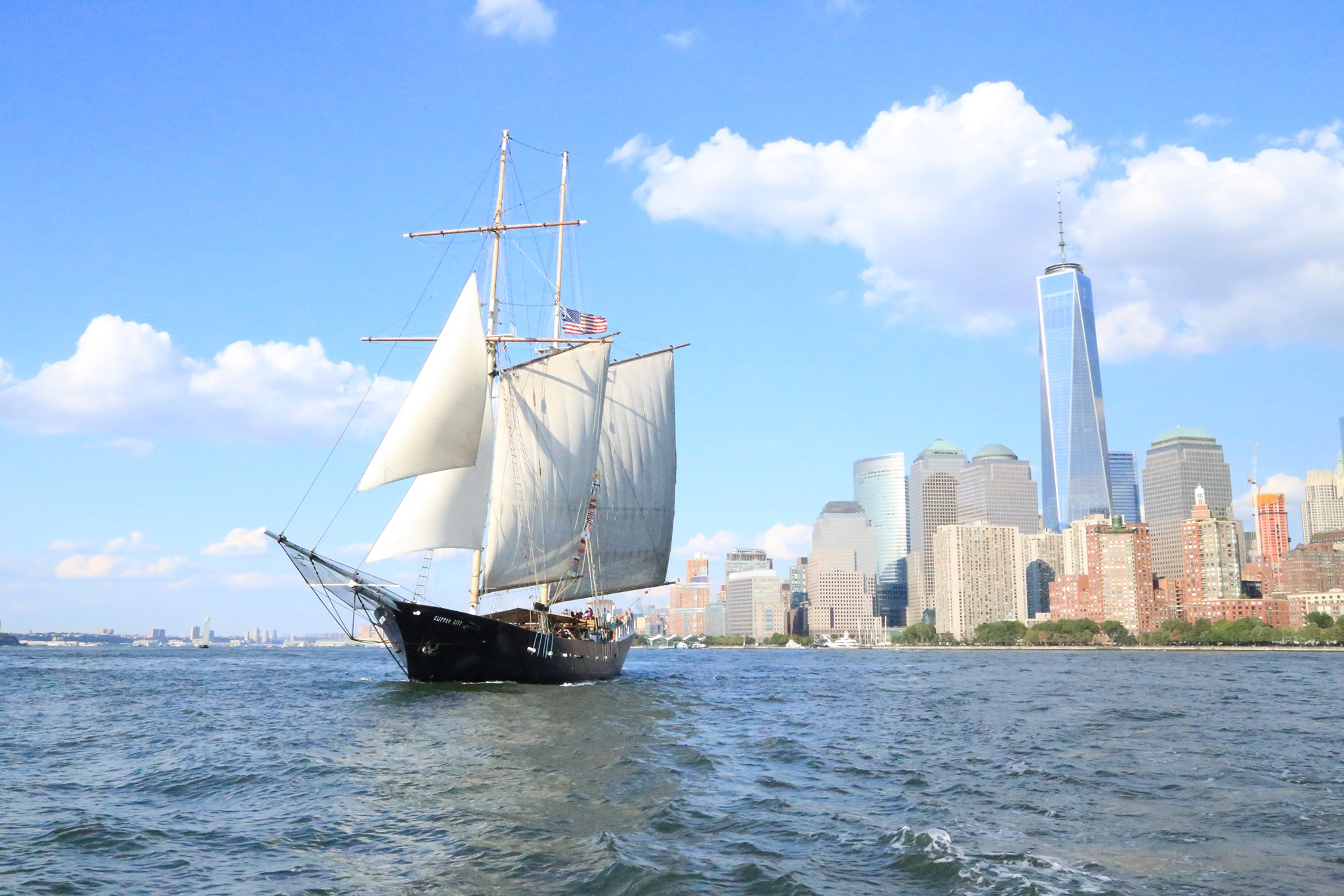 Clipper City Tall Ship (Manhattan By Sail) event space in New York City, NYC, NY/NJ Area