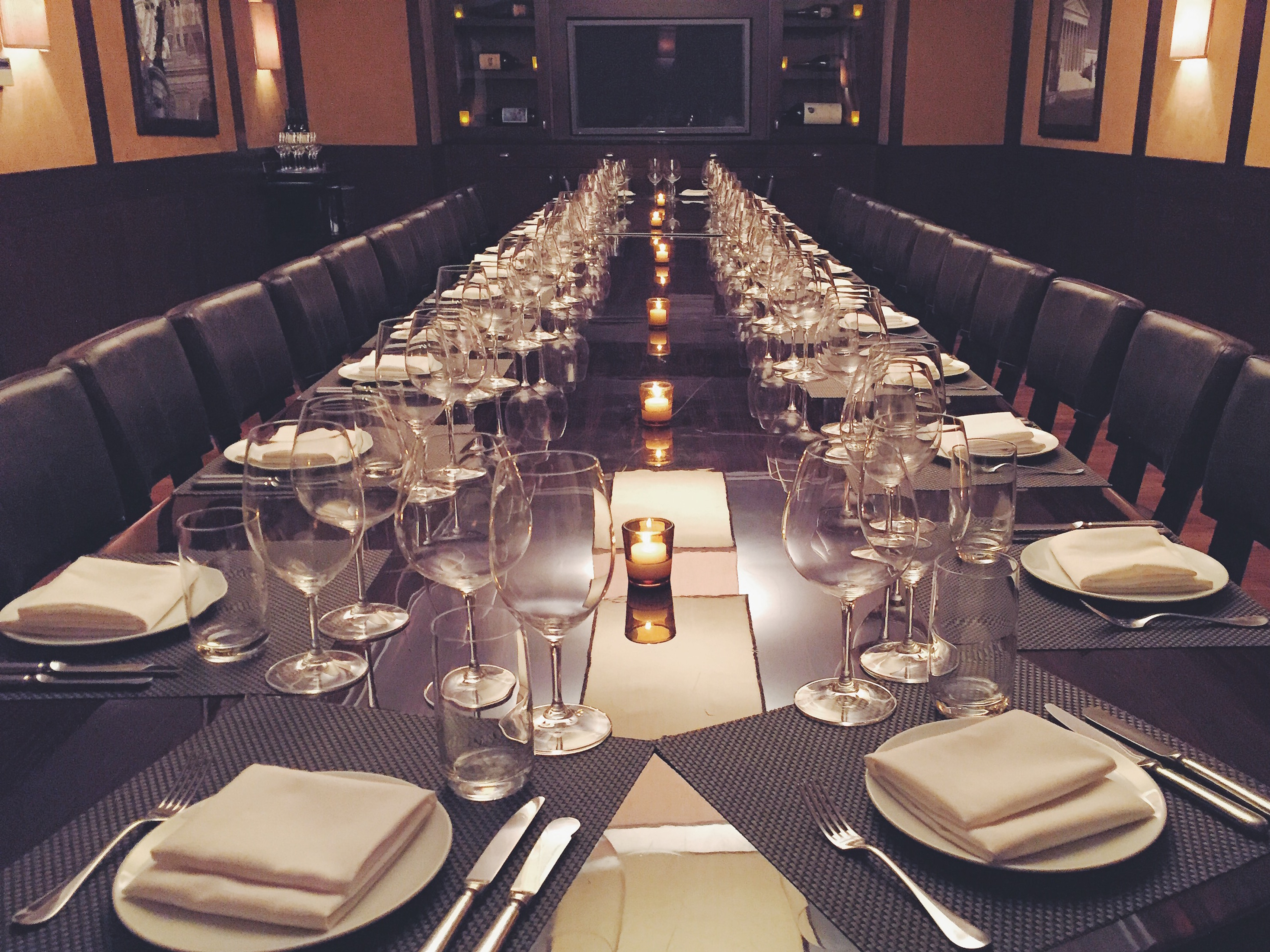 Photo #4 Private Dining Room at BLT Steak - Washington DC