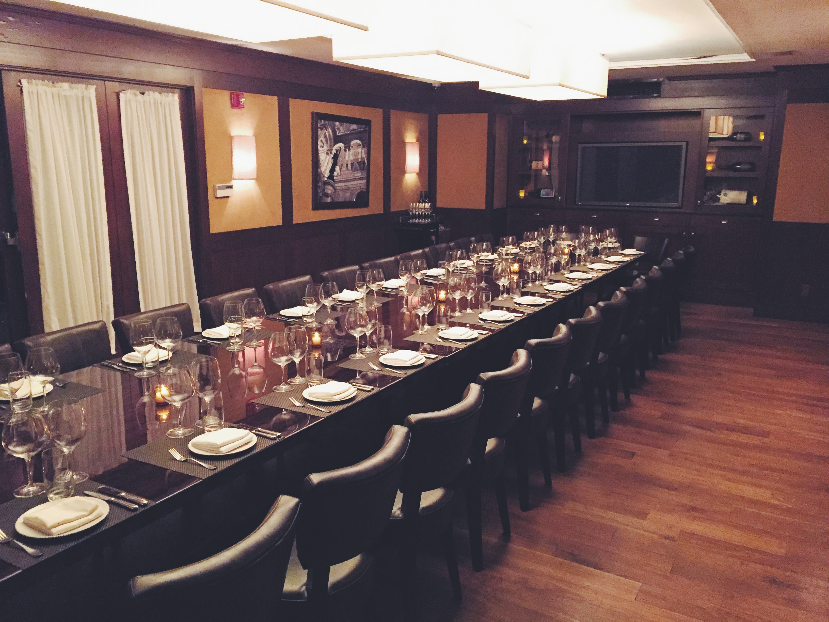Private Dining Room event space at BLT Steak - Washington DC in Washington DC, Maryland, Virginia, DC Area
