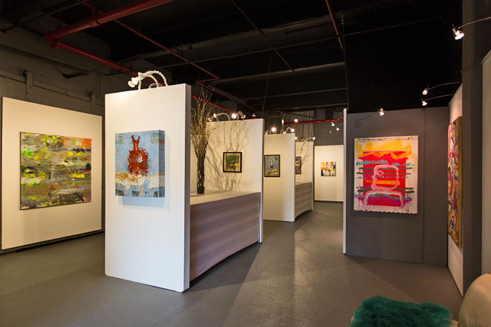 Barsky Gallery event space at Barsky Gallery in New Jersey