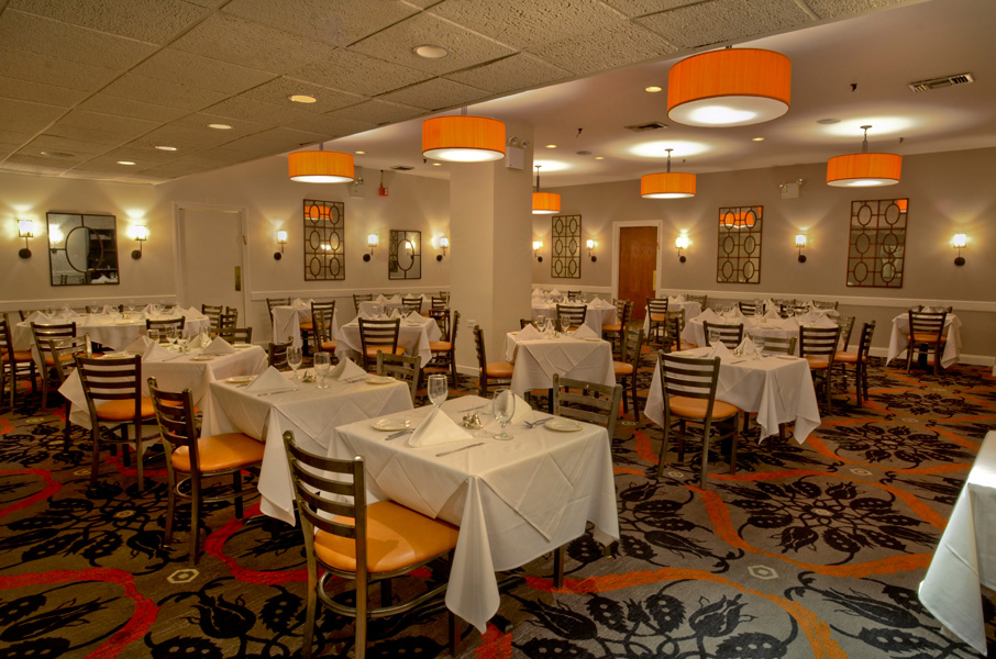 Main Dining Room event space at Abigael's on Broadway in New York City, NYC, NY/NJ Area