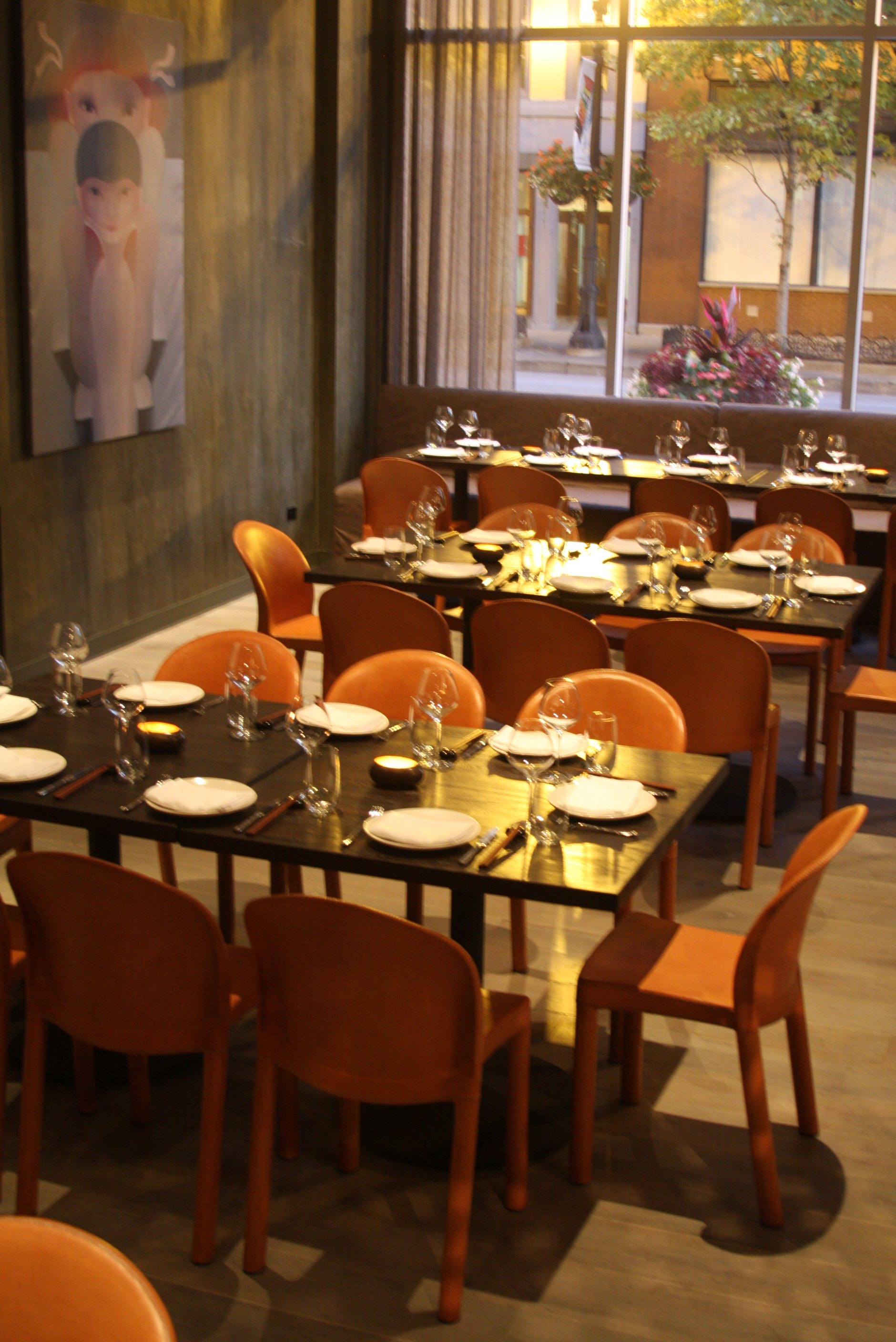 Photo #3 Private Dining Room at Embeya