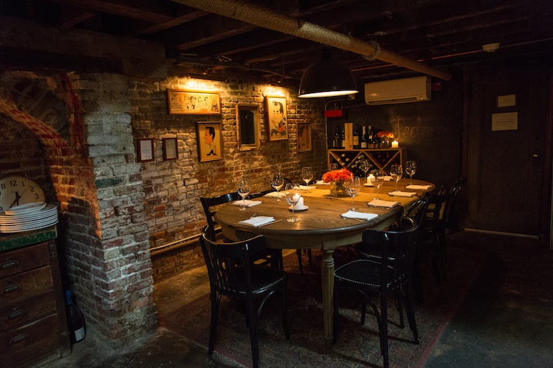 Photo #2 Private Dining Room at Fedora