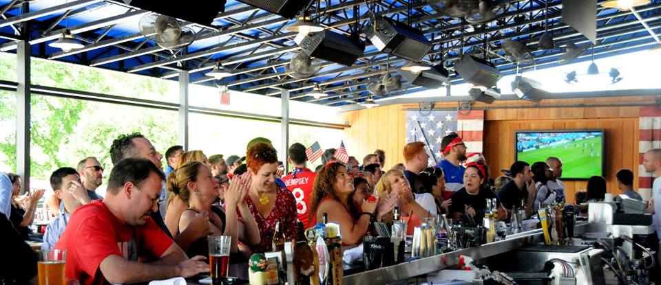 Photo #2 Patio at Open Road Grill & Icehouse