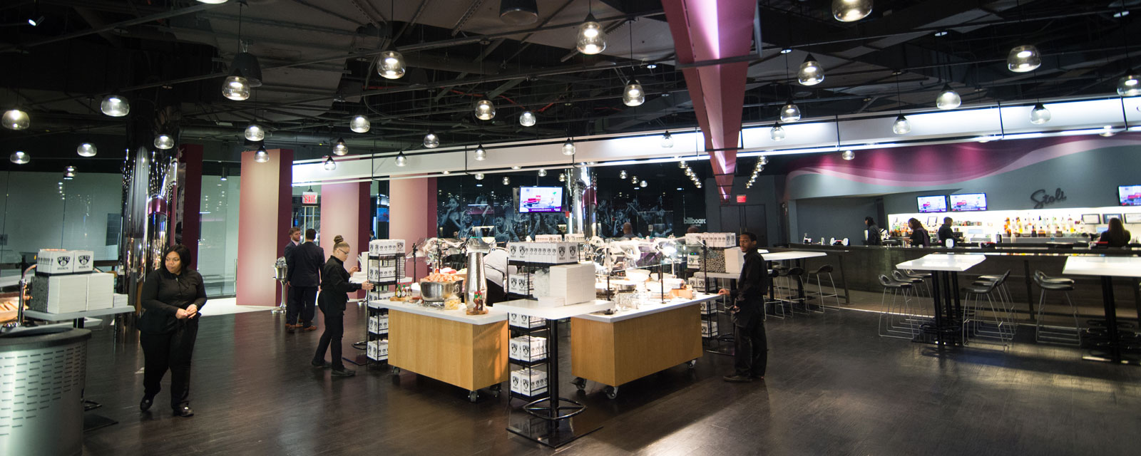 Photo #6 Qatar Airways Club at Barclays Center