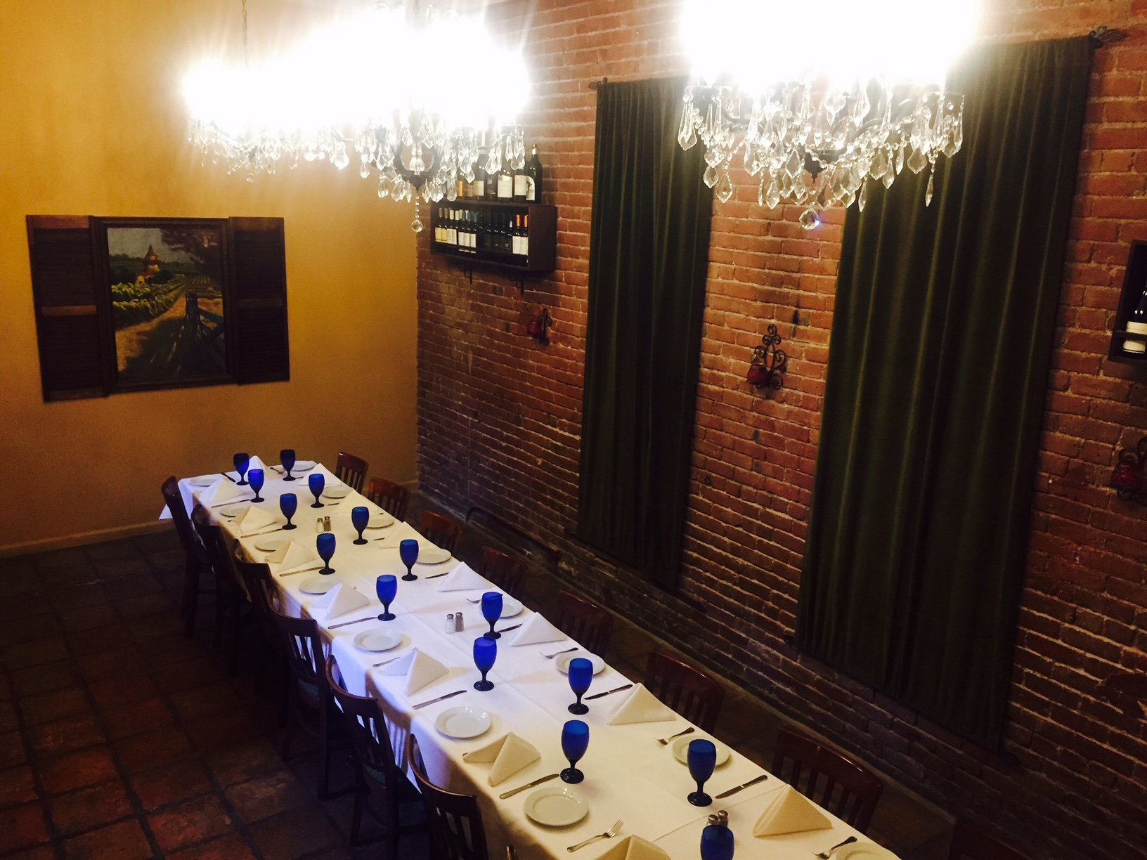 Photo #11 Private Dining Room and Craft Bar at 71 Saint Peter Restaurant