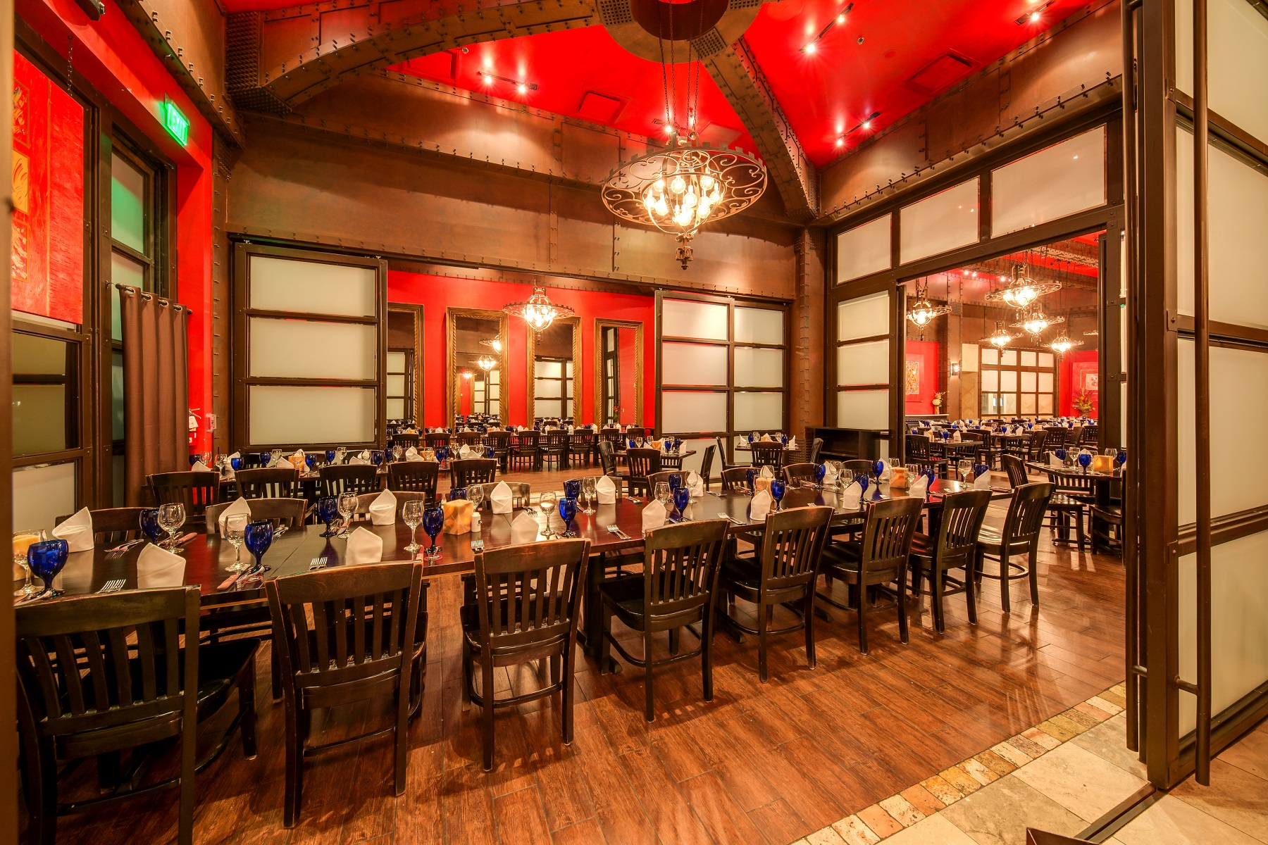 Texas de Brazil Denver event space in denver