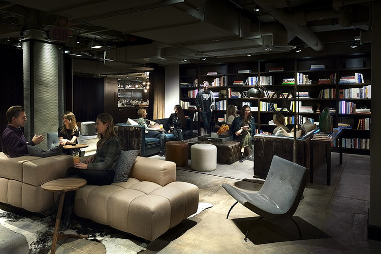 Photo #11 The Library at NeueHouse Madison Square