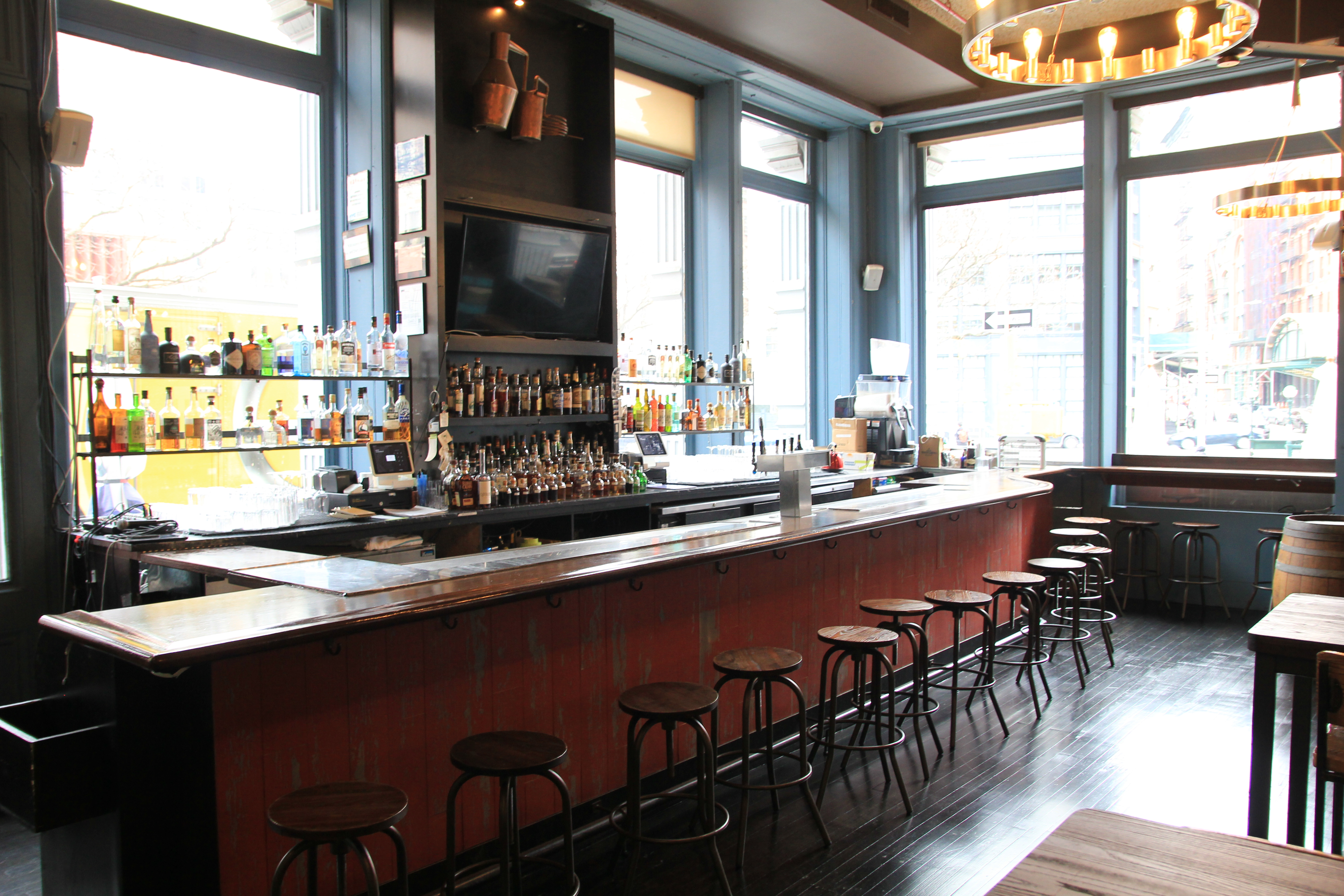 Photo #8 Bar Area at American Whiskey TriBeCa