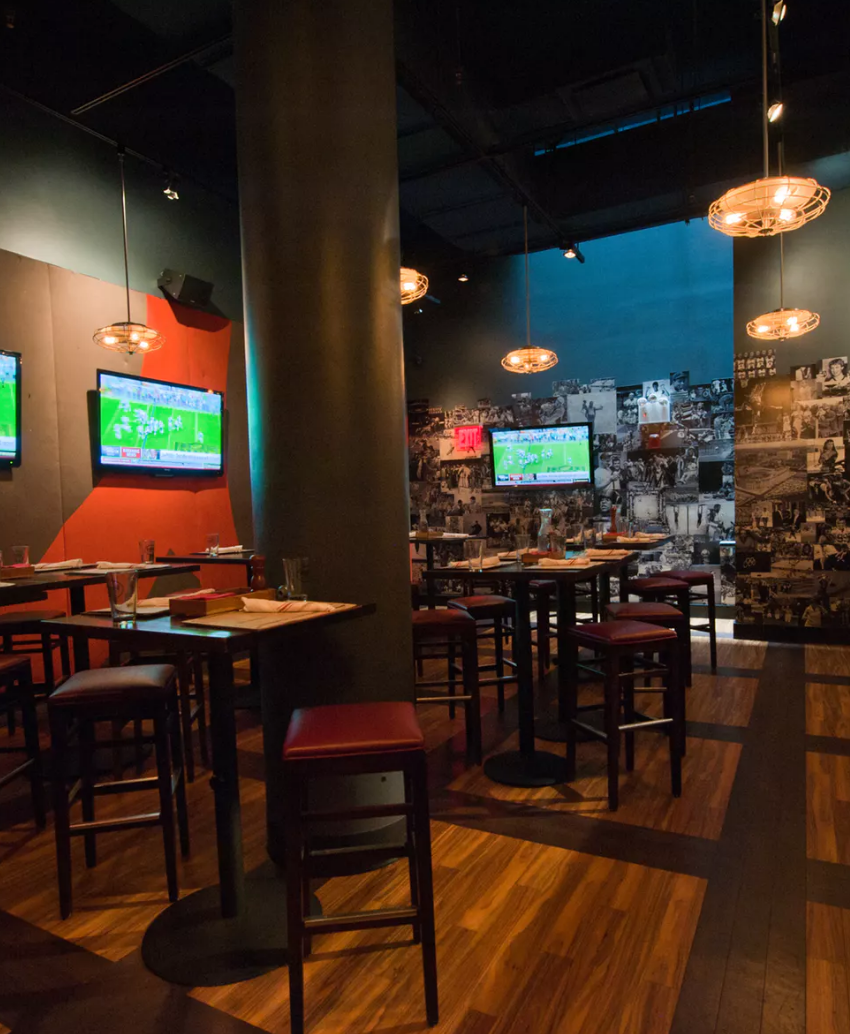 Photo #5 Event Spaces at Rare Bar and Grill - Chelsea