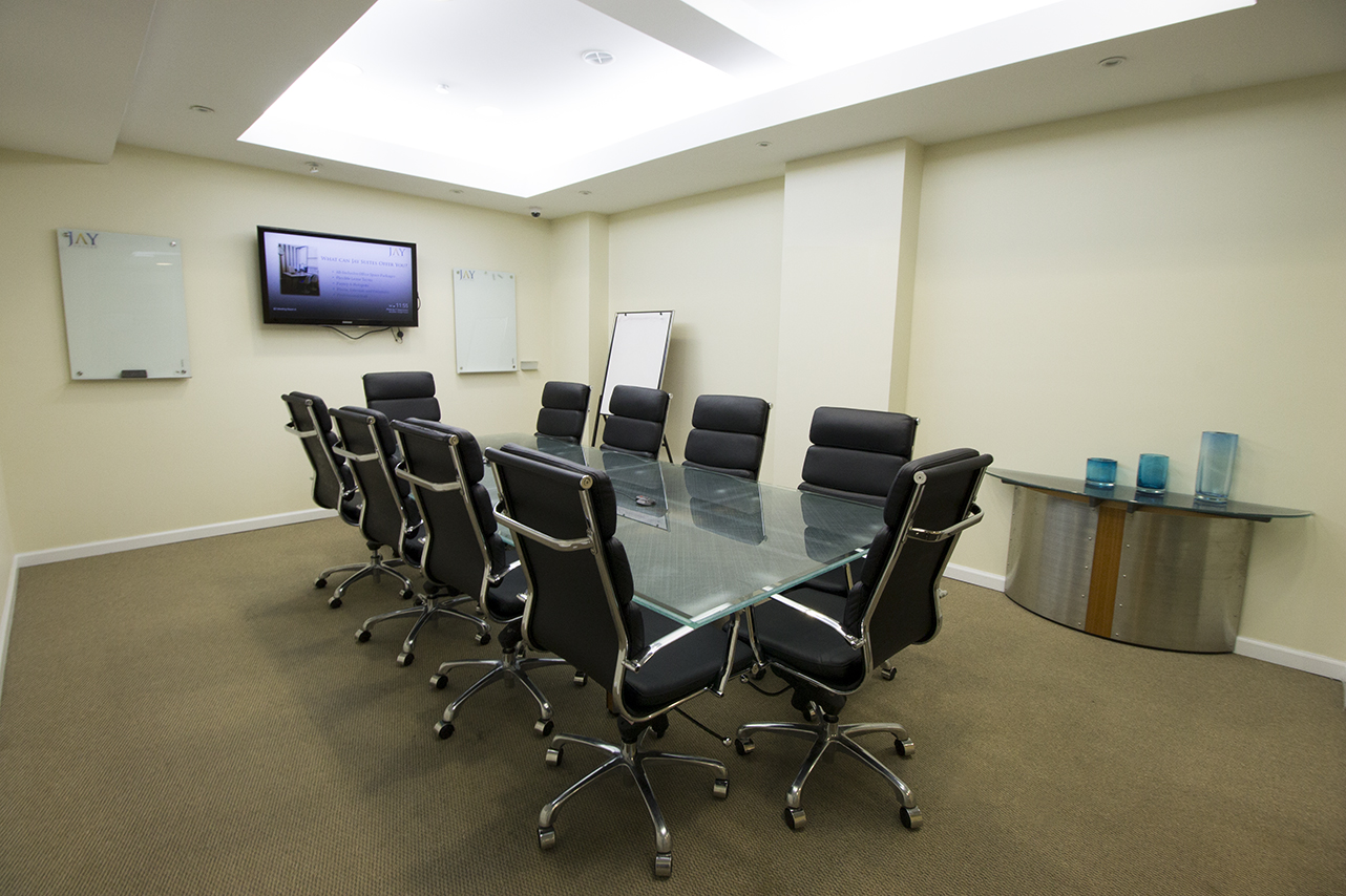 Photo #2 Financial District Meeting Room A at Jay Suites Financial District
