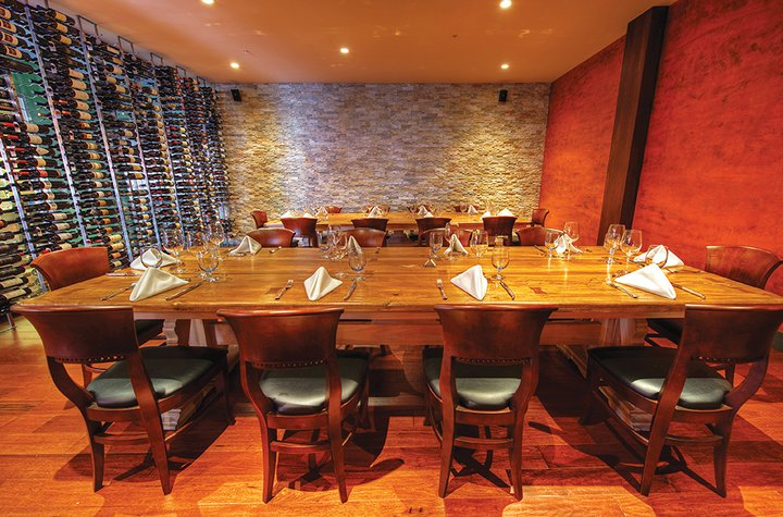 Private Dining Space event space at Espetus Churrascaria San Francisco in San Francisco, SF Bay Area, San Fran