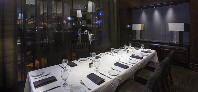 Eddie V's Chicago event space in Chicago, Chicagoland Area