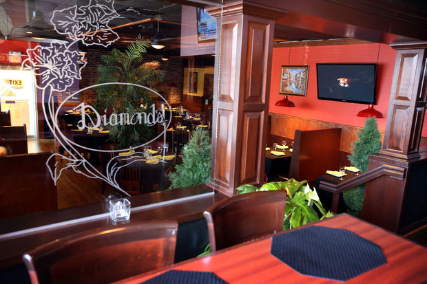 Full Venue Buy-Out event space at Diamond's Restaurant in New York City, NYC, NY/NJ Area