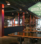 WhirlyBall Chicago event space in Chicago, Chicagoland Area