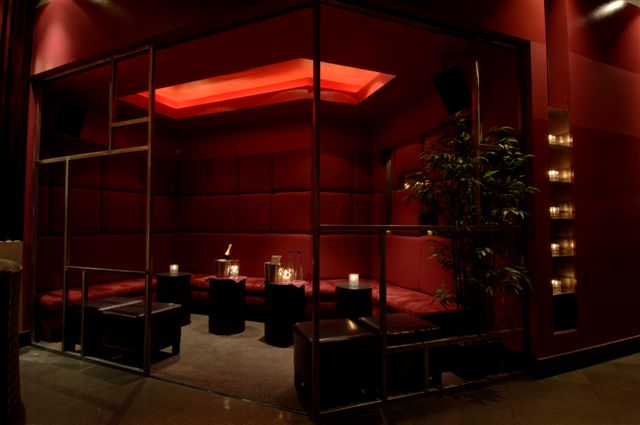 Full Venue event space at Fahrenheit Restaurant & Lounge in SF