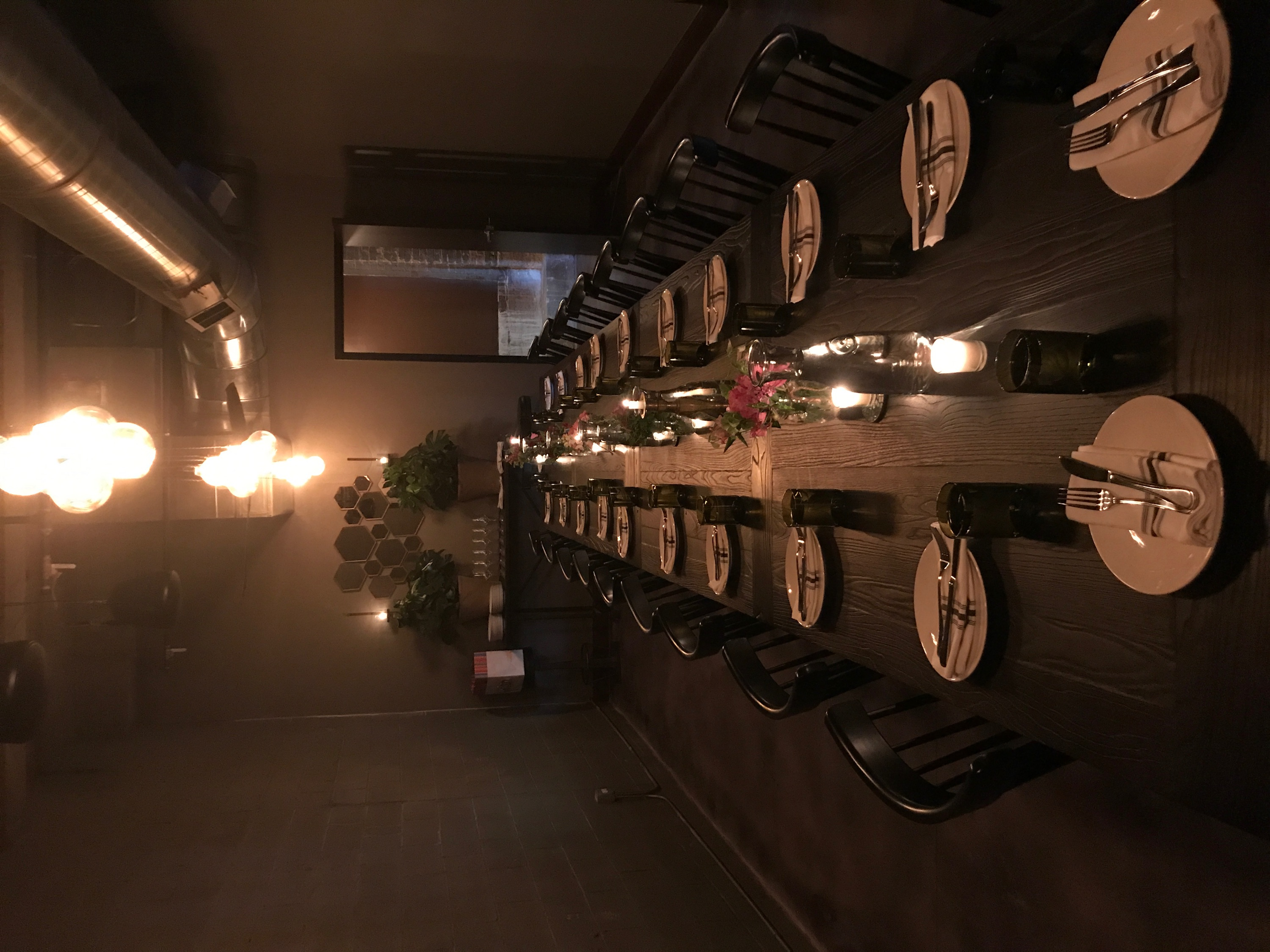 Photo #8 Private Dining Room at Split-Rail