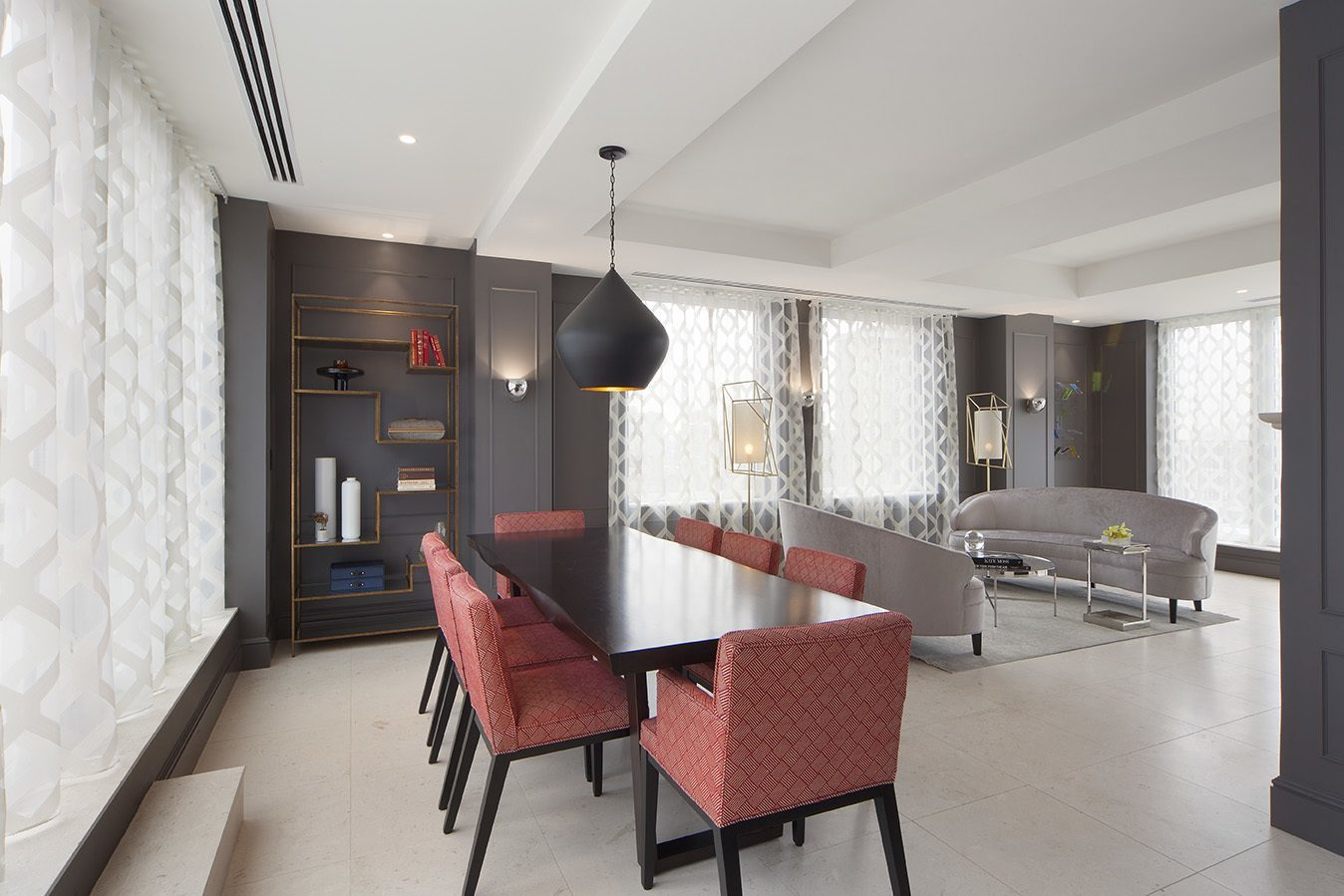 Photo #3 Penthouse  at The Marmara Park Avenue Hotel