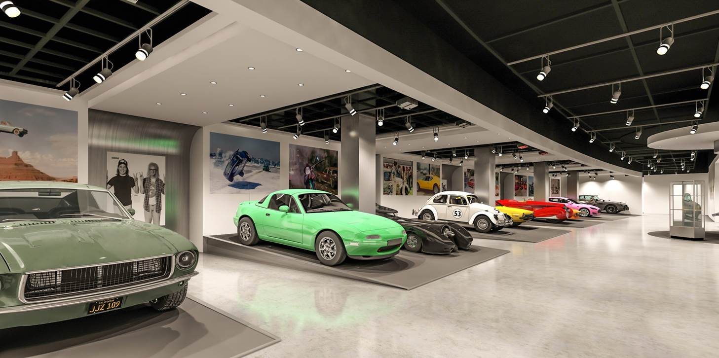 Photo #11 3RD FLOOR HISTORY at Petersen Automotive Museum