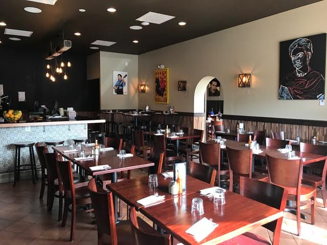 Main Dining Room event space at El Tamarindo in Washington DC, Maryland, Virginia, DC Area